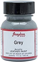 Springfield Leather Company's Grey Acrylic Leather Paint