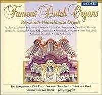 Famous Dutch Organs