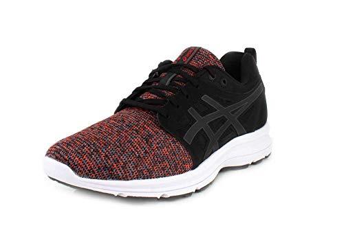 ASICS Zapatillas de correr Gel-Torrance para hombre, rojo (Rojo Snapper/Negro), 42.5 EU