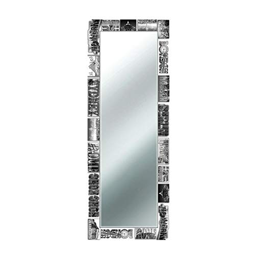 Lupia Specchio da Parete Voyager 50X135 cm