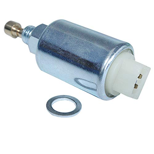 AUMEL Vergaserkraftstoffmagnet für Briggs & Stratton 699915 695423 699878 498027 494392 498134 495706 494502 499161 496592 498231 Kettensäge.