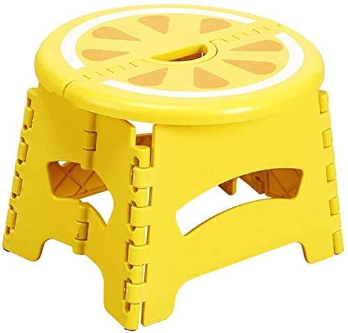 N\A Silla pequeña portátil Plegable Plegable Que acampa Mesa y sillas de Picnic Partido Taburetes de Cocina al Aire Libre Jardín (Color : -, Size : -)