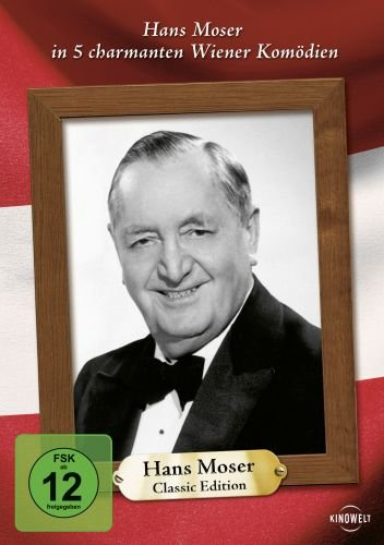 Hans Moser Classic Edition [5 DVDs]