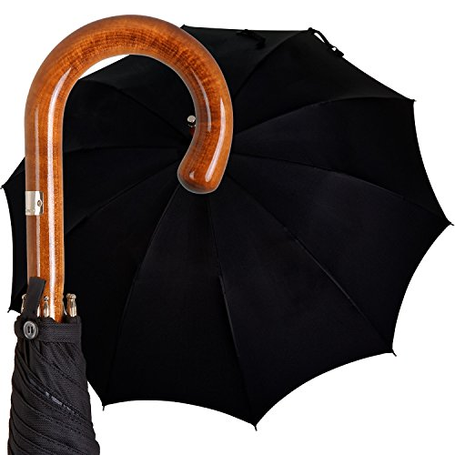 Oertel Handmade Regenschirm - Classic Ahorn 10tlg