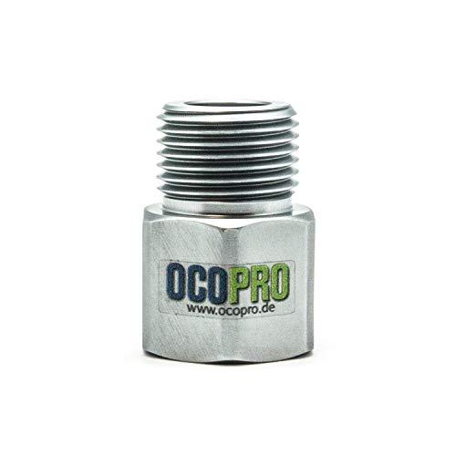 OCOPRO Adapter Kompatibel für CO2-Zylinder Soda Stream