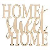 Rayher Hobby 46416505 - Escritura de madera, natural, 18 x 16,2 x 0,4 cm