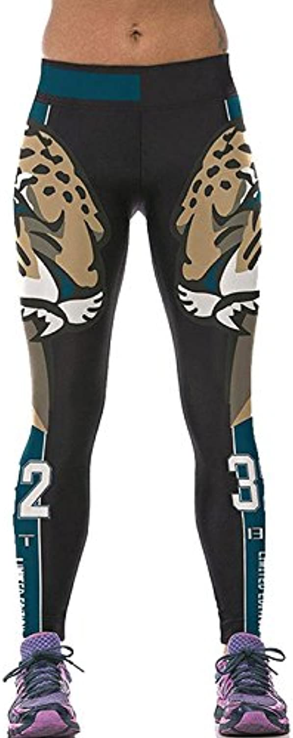 5683d3c8f5b Adebie Autumn Sexy Leggings Women Pants Strong Lion Digital Printed ...