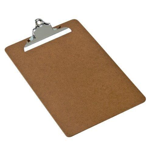 Planche à Pincette Résistante Masonite Format A4 Lot X2
