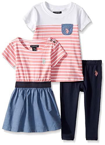 Conjuntos deportivos para Bebé marca U.S. Polo Assn.