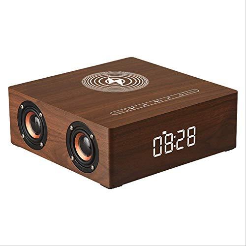 Mirage Multi-función de Cargador inalámbrico de Alarma Altavoz Bluetooth Reloj Adecuado for...