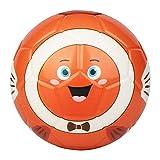BORPEIN Pro Mini Ballon de Football en Mousse pour Enfants en Bas âge, Doux et rebondissant, Poisson Clown