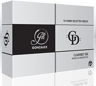 Gonzalez GD Clarinet Reeds #3.5