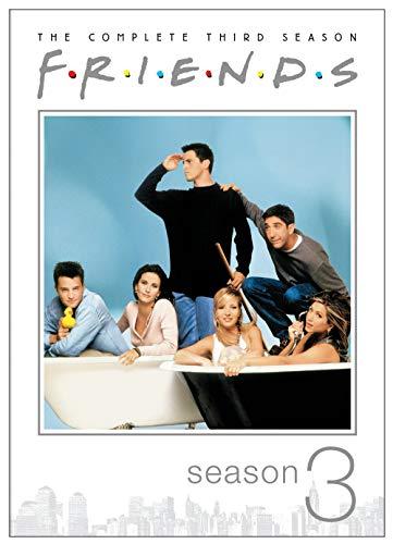 Friends: The Complete Third Season (25th Ann/Rpkg/DVD)