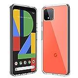 PULEN for Google Pixel 4 XL Case,HD Clear Soft TPU & Flexible Case Ultra Thin Anti-Scratch Anti…