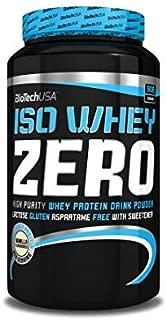 Iso Whey Zero - 2.0 lbs - Vanilla - Biotech