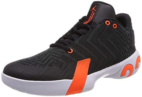 Jordan Ultra Fly 3 Low, Zapatos de Baloncesto para Hombre, Negro (Black/Black/White/Hyper Crimson 008), 44.5 EU