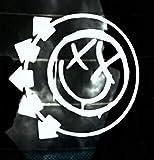 Sticker for Car - Blink 182Logo Product - Stickers Vinyl for Car Truck Window Bumper Laptop Vinyl Decals