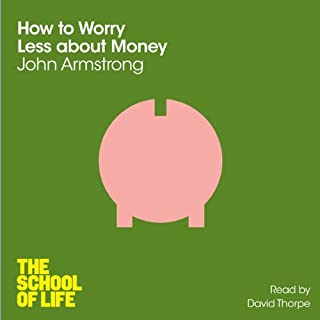 How to Worry Less about Money audiobook cover art