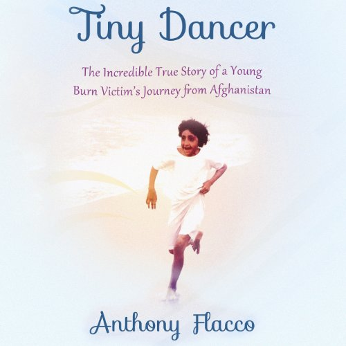 Tiny Dancer audiobook cover art