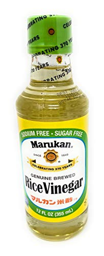Marukan Rice Vinegar 12oz (355mL), 1 Pack