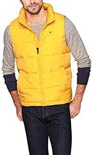Men's Quilted Puffer Vest