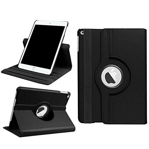 Hious Hülle für iPad Air Tablet Standfunktion Slim PU Leder Smart Schutzhülle Cover Hülle Tasche Passt iPad Air, iPad Air 2, iPad (2017), iPad (2018)