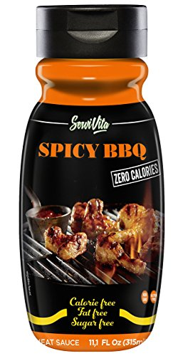 Servivita BBQ Spicy 320ml