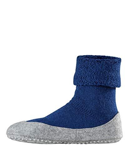 FALKE Cosyshoe Chaussettes Anti-Dérapantes, Royal Blue, 37-38 Femme