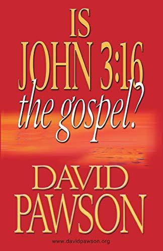 Image of Is John 3: 16 the Gospel?