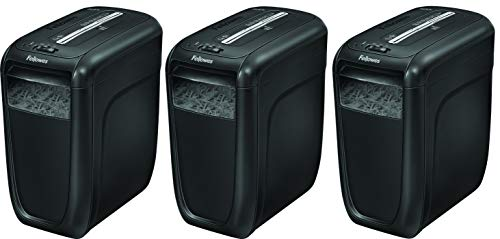 Lowest Prices! Fellowes Powershred 60Cs 10-Sheet Cross-Cut Paper and Credit Card Shredder with SafeS...