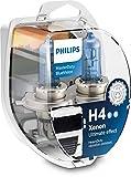 Philips 13342MDBVS2 MasterDuty BlueVision Lámpara Faro de Carretera, Juego de 2