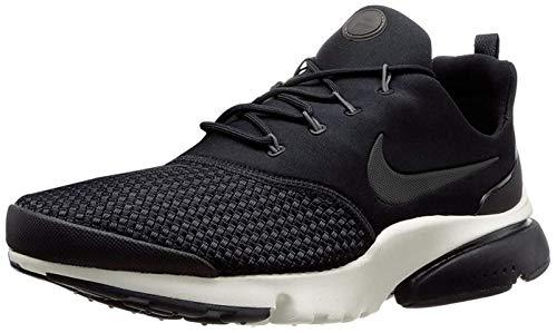 Nike Presto Fly Se, Zapatillas de Gimnasia para Hombre, Verde (Black/Black/Dark Grey/Sail 010), 44 EU