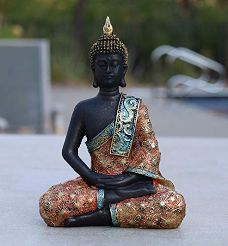 Meditation Buddha Statue Buddha Statue for Home Meditation Gift 8 Inches Tall
