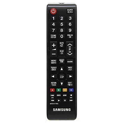 Original BN59-01199G Fernbedienung für Samsung TV UE32J4500 UE32J4570 UE32J5200 UE32J5205 UE40J5200 UE40JU6000 UE40JU6050 UE43JU6060 UE48J5205 UE48JU6000 UE55JU6000 UE65JU6050