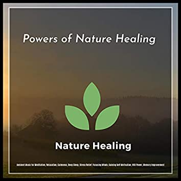 Powers Of Nature Healing (Ambient Music For Meditation, Relaxation, Calmness, Deep Sleep, Stress Relief, Focusing Minds, Gaining Self Motivation, Will Power, Memory Improvement)