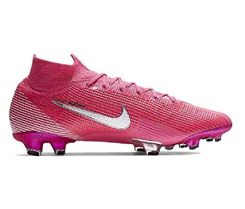Nike Scarpe Calcio Mercurial Superfly 7 Elite Mbappè Rosa FG Rosa 39