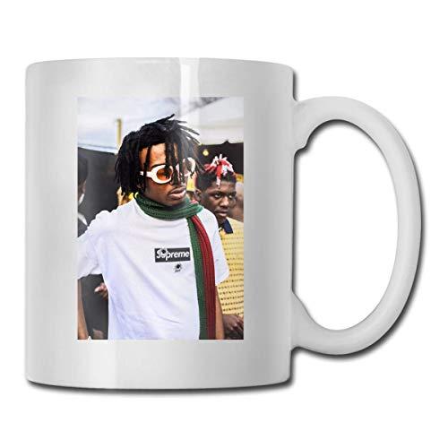 AOOEDM Mugs - Taza de café divertida de 11 onzas, tazas Playboi It Out-Carti, cumpleaños único para mujeres, hombres