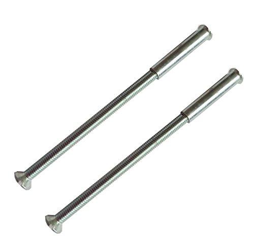 20M3-Verbindungsschrauben und Schraubenhülsen, zur Fixierung von von Türgriffen, Knäufen, usw.