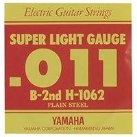 YAMAHA/ヤマハ H-1062×12 エレキ弦/スーパーライト/2弦×12(H1062)