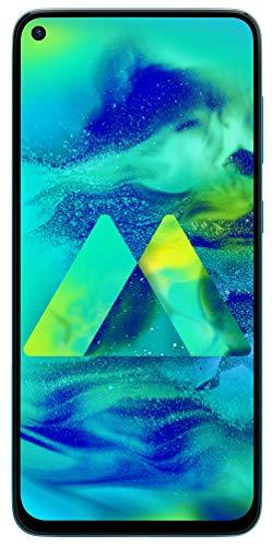 Samsung Galaxy M40 (Seawater Blue, 6GB RAM, 128GB Storage)