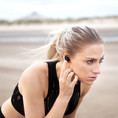 Bose Sport Earbuds - True Wireless Earphones - Bluetooth Headphones for Workouts and Running, Triple Black