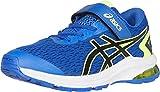 ASICS Kid's GT-1000 9 PS Running Shoes, K10, Tuna Blue/Black