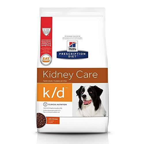 Hill'S Prescription Diet K/D Canine Kidney Care -...