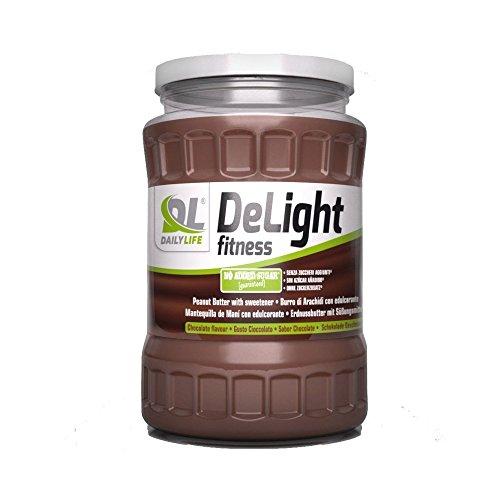 Anderson Sport Butter 510 grammi burro darachidi gusto Cioccolato ricco di Omega 3 e 6 - 25% Proteine e aminoacidi, Vitamine
