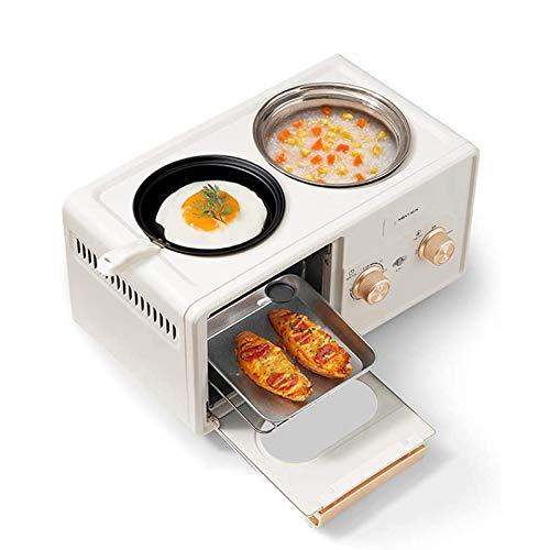 Wgwioo Máquina para Hacer Desayuno
