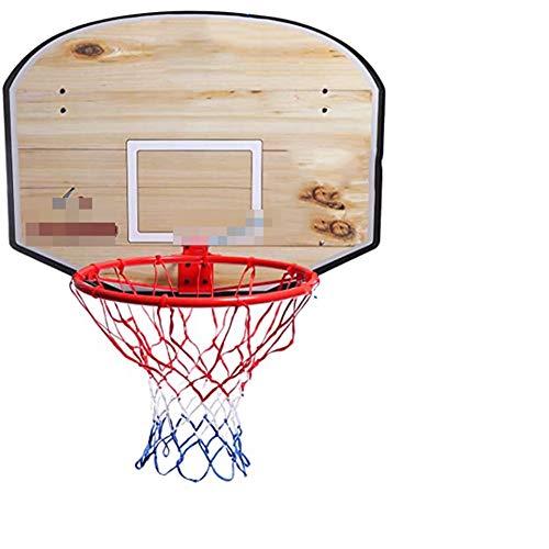 MHCYKJ Tablero Baloncesto Exterior Profesional Mini Aro De Interior con para Niños Colgar sobre Puertas Puerta Juego Montado En La Pared