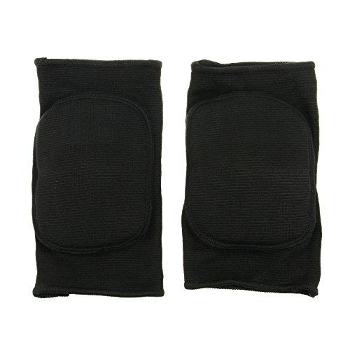 BXT 1 Paar Baumwolle Kinder Knieschutz Baby Knieschoner Sicherheit Schwamm Knieschützer Kniebandage für Sport und Freizeit geeignet für 8-15 Jahre Kinkder
