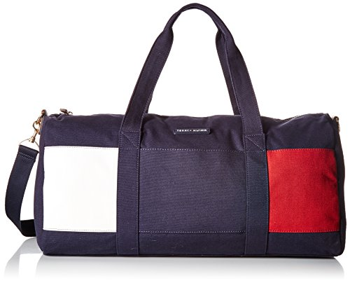 Tommy Hilfiger Duffle Bag Classic Canvas, Navy