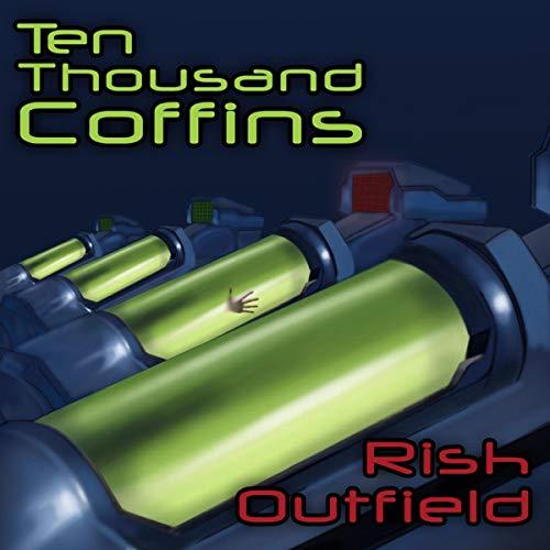 Ten Thousand Coffins cover art