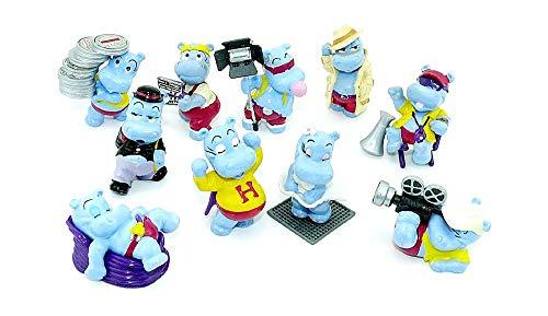 Kinder Überraschung Happy Hippo Hollywood Stars (Komplettsätze)